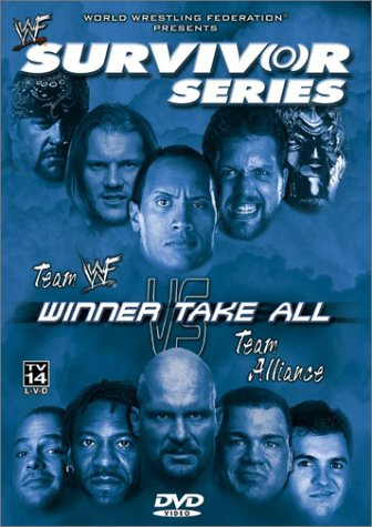 wwf-survivor-series-2001-cover