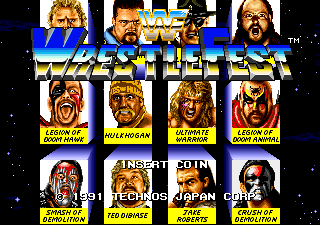 WWF Wrestlefest Review