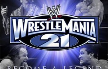 Xbox: Wrestlemania 21 Review