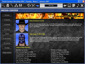 Total Extreme Wrestling 2007 Review