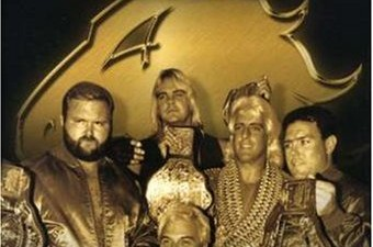 Ric Flair & The Four Horsemen DVD Review