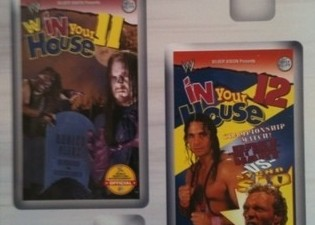 WWE Tagged Classics: In Your House 11 & 12 Double DVD Review