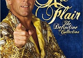 Nature Boy Ric Flair: The Definitive Collection DVD Review