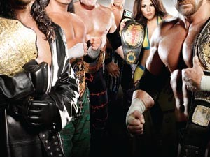 WWE Night of Champions 2008 DVD Review