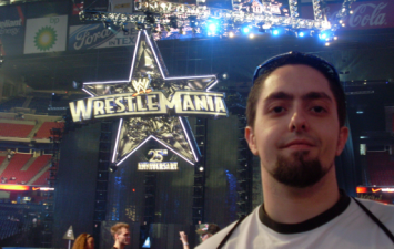 Shooting Star Press: My WWE WrestleMania 25 Weekend