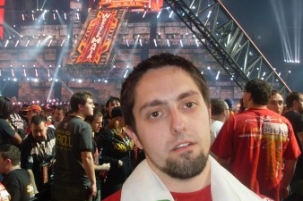 Shooting Star Press: My WWE WrestleMania 26 Weekend