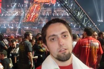 Shooting Star Press: My WWE WrestleMania 26 Weekend
