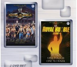 WWE Tagged Classics: Royal Rumble 2001 & 2002 DVD Review