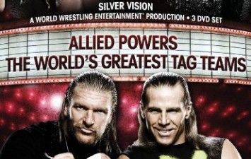 WWE: Allied Powers: the World's Greatest Tag Teams DVD Review