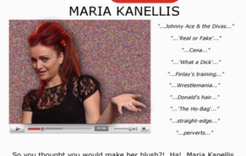 YouShoot with Maria Kanellis DVD Review