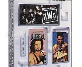 WWE Tagged Classics: nWo: Back in Black/Big Daddy Cool Diesel & Oozing Machismo: Razor Ramon DVD Review