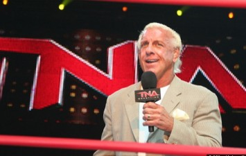 Ric Flair Interview