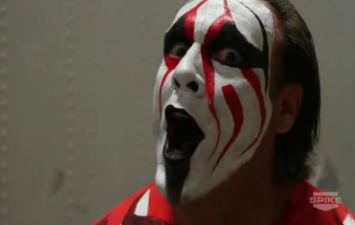 WWE: Sting makes TV debut for WWE 2K15
