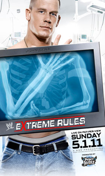 !AExtremeRules2011Poster