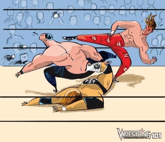 wwe-wrestlemania-20-chris-benoit-triple-h-shawn-michaels