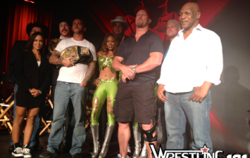 WWE Superstars Talk WWE '13, The Attitude Era and Growing Up Watching Wrestling