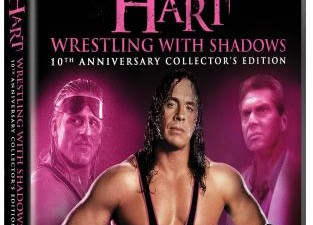 Bret Hitman Hart: Wrestling With Shadows 10th Anniversary Edition DVD Set Review