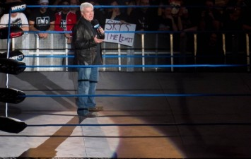Eric Bischoff Interview