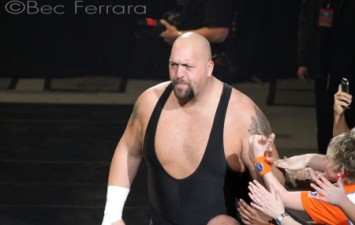 The Redman Report: WWE TV week of 16/4/12: Scared