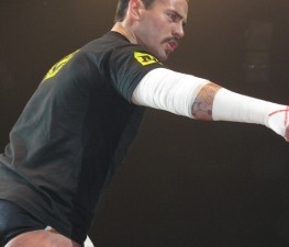 WWE: CM Punk Attacked by Fan at Recent WWE Live Event!