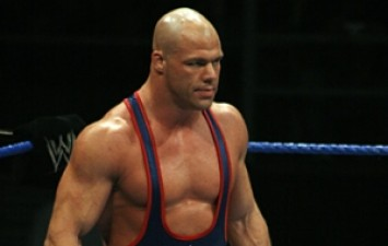 Kurt Angle Interview
