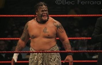 Eddie 'Umaga' Fatu Obituary