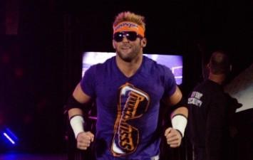 WWE: Zack Ryder suffers rotator cuff injury