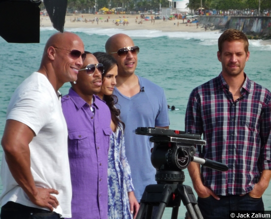 Dwayne Johnson And Vin Diesel Height Fast five cast  dwayne johnsonVin Diesel And Dwayne Johnson Height