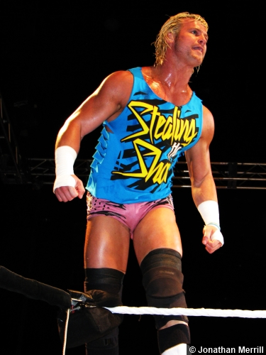 Are aj lee and dolph ziggler really hookup