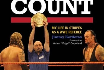 The 3 Count: My Life In Stripes As A WWE Referee Book Review