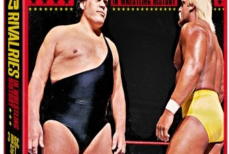 WWE: The Top 25 Rivalries in Wrestling History DVD Review