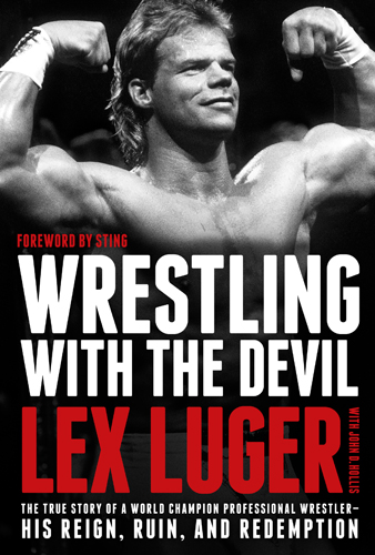 lex-luger-wrestling-with-the-devil-book