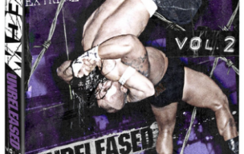 ECW Unreleased: Volume 2 DVD Review