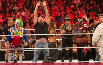 Photos: WWE Raw #1000