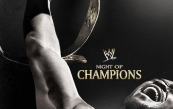 WWE Night of Champions 2013 Results