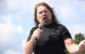 'Hacksaw' Jim Duggan Interview
