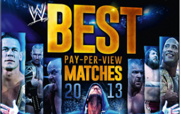 WWE Best PPV Matches 2013 DVD Review
