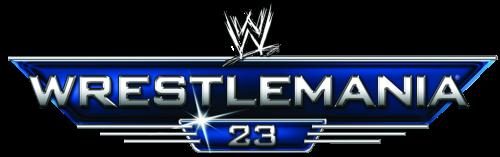 wrestlemania-23-logo