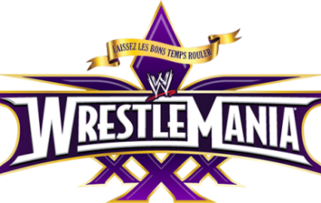 WWE WrestleMania XXX Results
