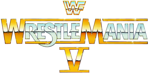 wrestlemania-5-logo