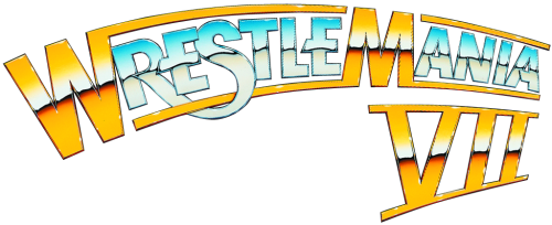 wrestlemania-7-logo