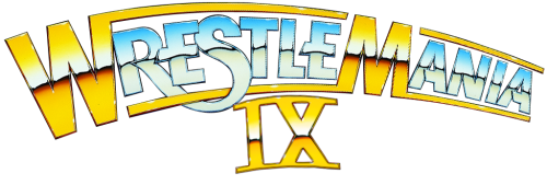 wrestlemania-9-logo