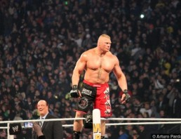 WWE: Lesnar, the title and what to do when you're on hiatus