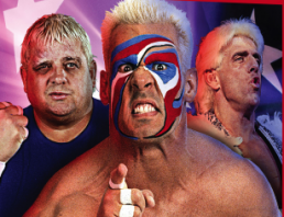 DVD Review: United We Slam – Best of Great American Bash