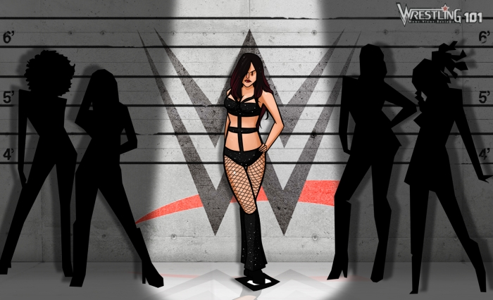 wwe-nikki-bella-cartoon