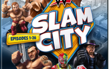 Review: WWE Slam City DVD
