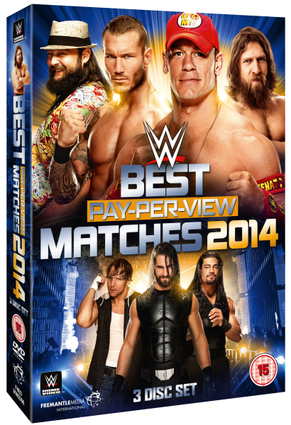 best-wwe-ppv-matches-2014-dvd