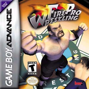 Fire Pro Cover