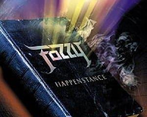 Fozzy Happenstance Cover