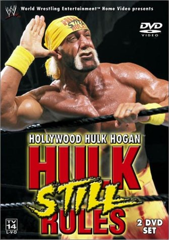 Hulk Still Rules Dvd Cover